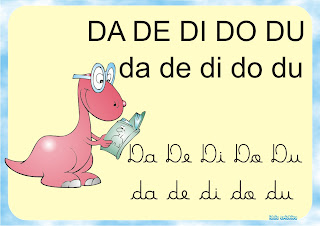 Silabário Gracinha 4 letras B C D Ideia Criativa