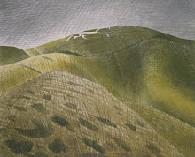 Vale of the White Horse, Eric Ravilious