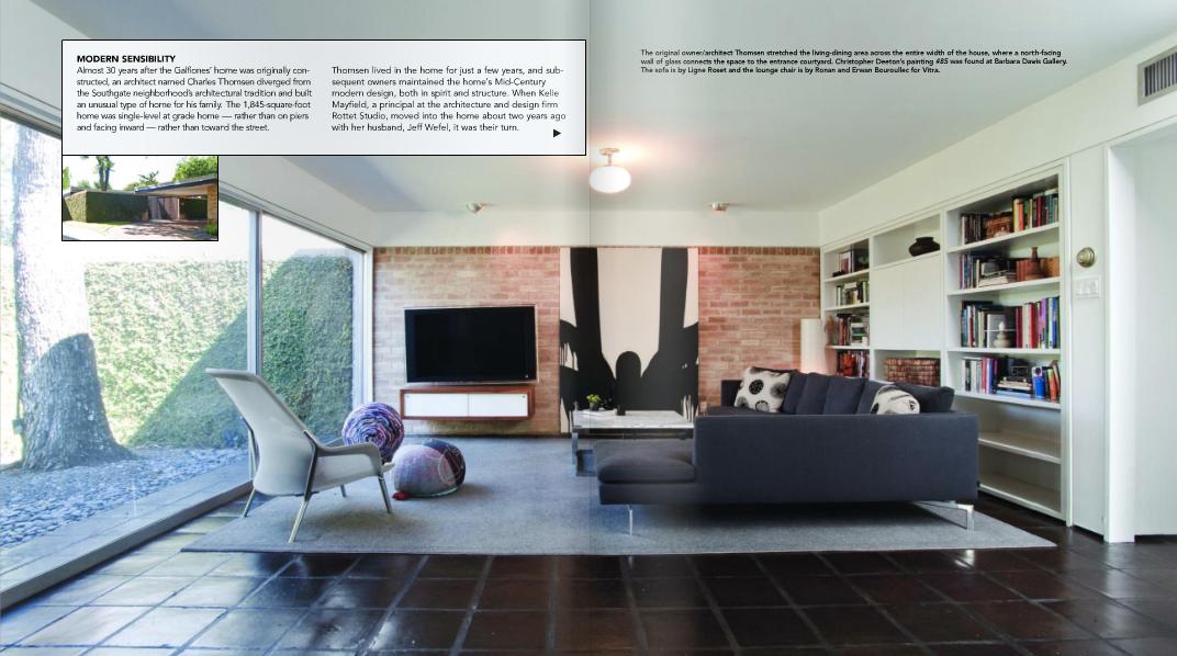 Livable Machine Interior Design Blog: Mid Century Modern Dream