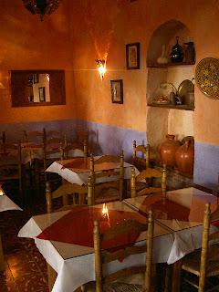 Vegetarian Restaurant Malaga Spain