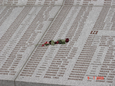 Srebrenica, lest we forget