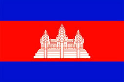 The Kingdom of Cambodia...