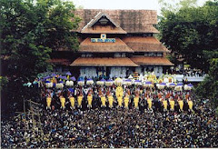 Pooram in Thrissur