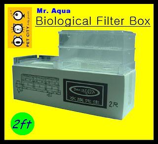 pet solution inc biological filtration box