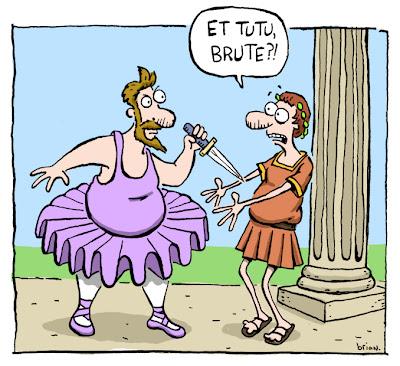 En hommage a BRUTUS .... Et+tutu+brute