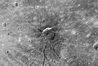Spider formation on Mercury
