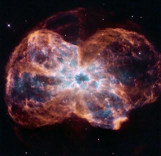 Hubble image of NGC 2440