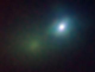 Image of the supernova