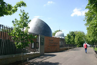 Planetarium in the park
