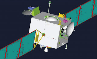 artist's impression of Chang'e 1