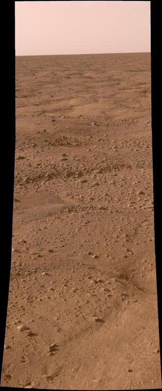 Mars in colour