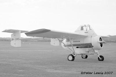 Waitomo P.L 11 Airtruck