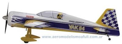 Yak 54 Carden Edition