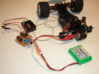 Electronic Speed Controller based on PIC microcontroller