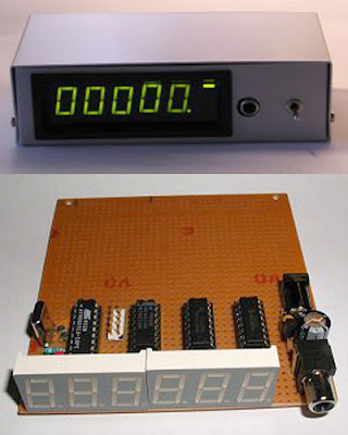 AVR Digital Counter