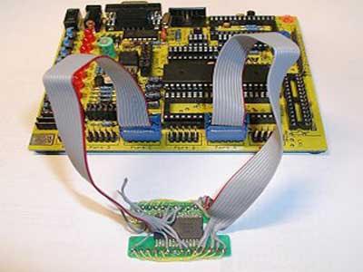 Interfacing DRAM Memory with AVR