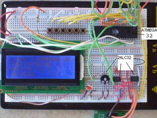 Electronic Church Bell Controller based on Microcontroller AVR