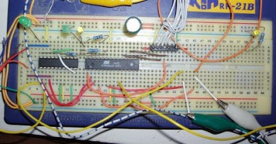 Atmega168 RDS decoder