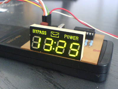 Digital Clock with PIC16F84A