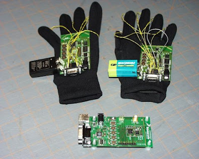 Microcontroller Project Musical Gloves