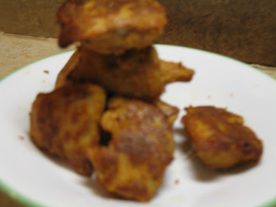 Indian Spice Trail: Oven Chicken Fry