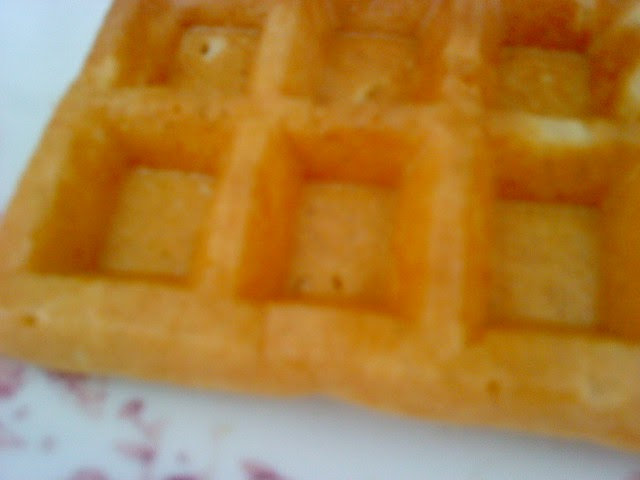 a place called home: Waffle