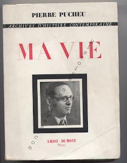 Ministre de la Production de Février à Juillet 1941 et Ministre de l'Intérieur du 11 Août 1941 au 18 Avril 1942, exécuté le 20 Mars 1944