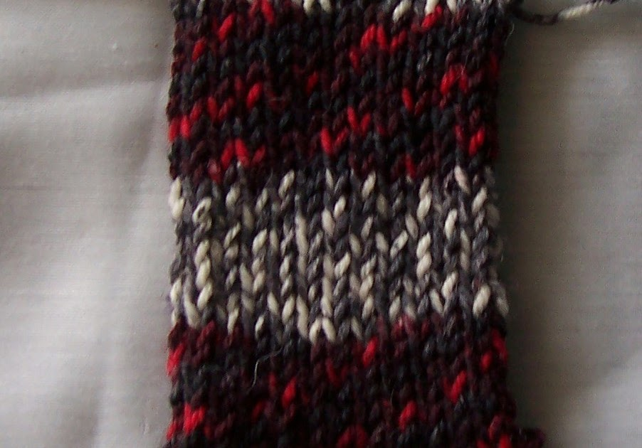 Part1--Simple Double Knitting