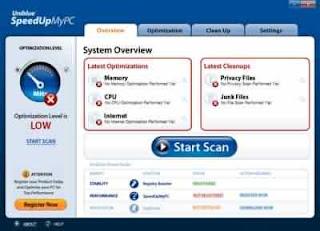 SpeedUpMyPC 2011 – Otimize seu sistema