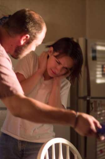 suami sering main tangan