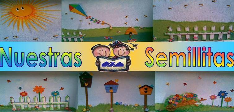 Nuestras Semillitas...: Sala 5 Preescolar...