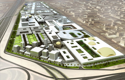 Architecture Lab: Kuwait Al-Rai masterplan by OMA