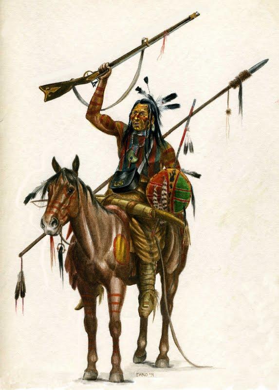 warrior native plain american - photo #29