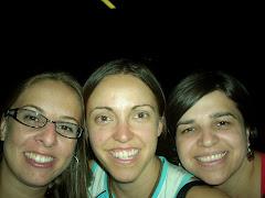 Fabiana, moi et Andrea
