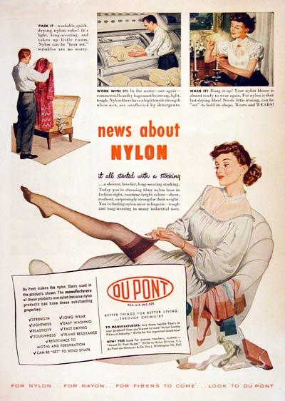 At Dupont Nylon S Versatility 37