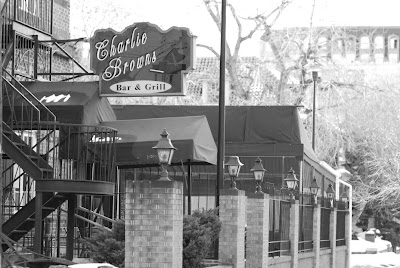 Charlie Brown's Bar and Grill At The Colburn Hotel