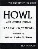 Allen Ginsberg - Howl book cover