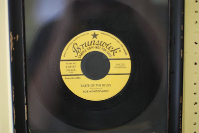 Taste of the Blues - Bob Montgomery - demo 45