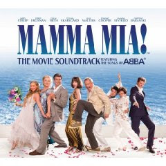Mamma Mia! Abba songs soundtrack