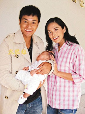 TVB Review: Sonija Kwok and Roger Kwok work with a baby in ...