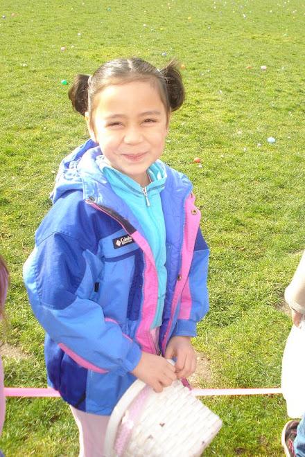 Maliyah Easter 2008