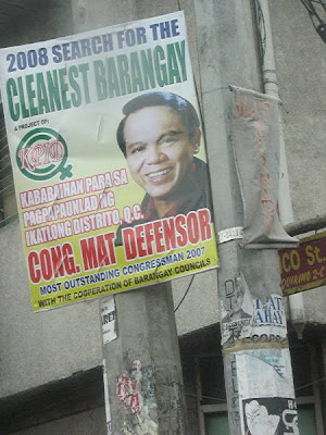 2008 Search for the Cleanest Barangay