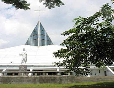 Ateneo de Manila Church of the Gesù
