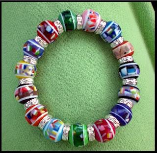 breast  beaded bracelet - ShopWiki