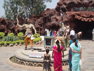 Travelogue Unlimited Kaneri Math And Siddhagiri Rural
