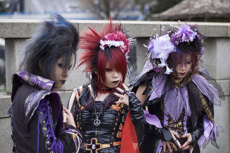 Fashion For Dames Global Dames Harajuku Girls