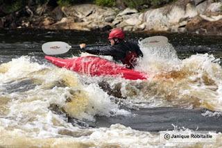 festival d'eau vive kayak