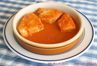 Salsa para cocido talavera receto - Salsa para bogavante cocido ...