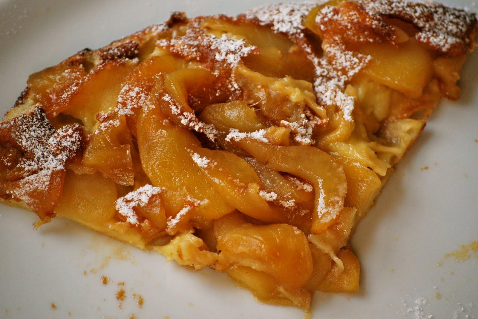 German Apple Pancake America S Test Kitchen