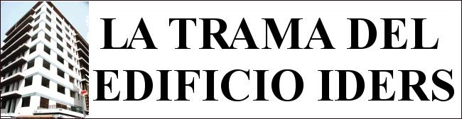 LA TRAMA DEL EDIFICIO IDERS